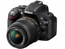 Зеркальные фотокамеры Nikon