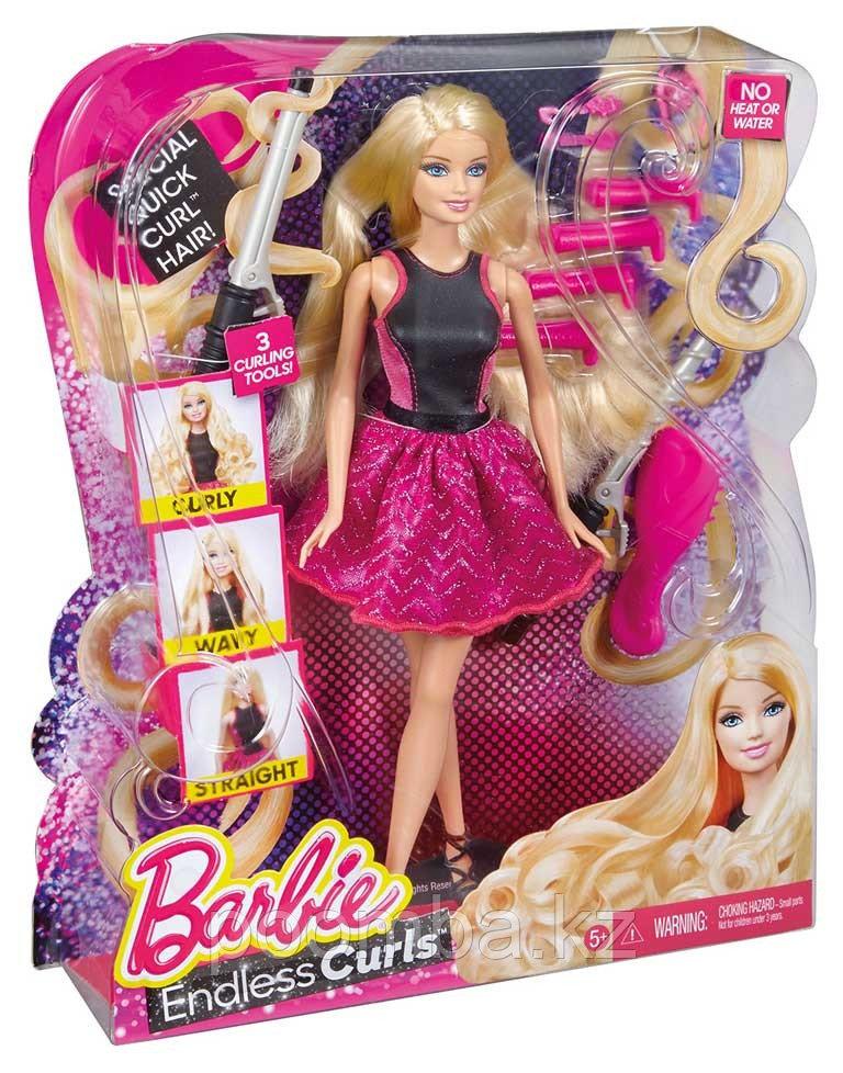 """Кукла Барби """"Роскошные кудри"""""""