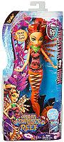 Куклы монстер хай Торалей, Monster High Great Scarrier Reef Glowsome Ghoulfish Toralei, фото 1