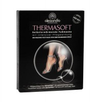 Alessandro Самонагревающаяся маска для ног / Pedix Thermasoft Self - Heating Foot Mask, 1 шт