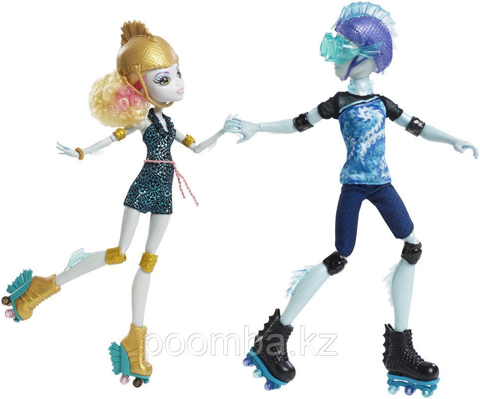"""Monster High """"Любовь на Колесах"""" Гил и Лагуна - фото 1"""