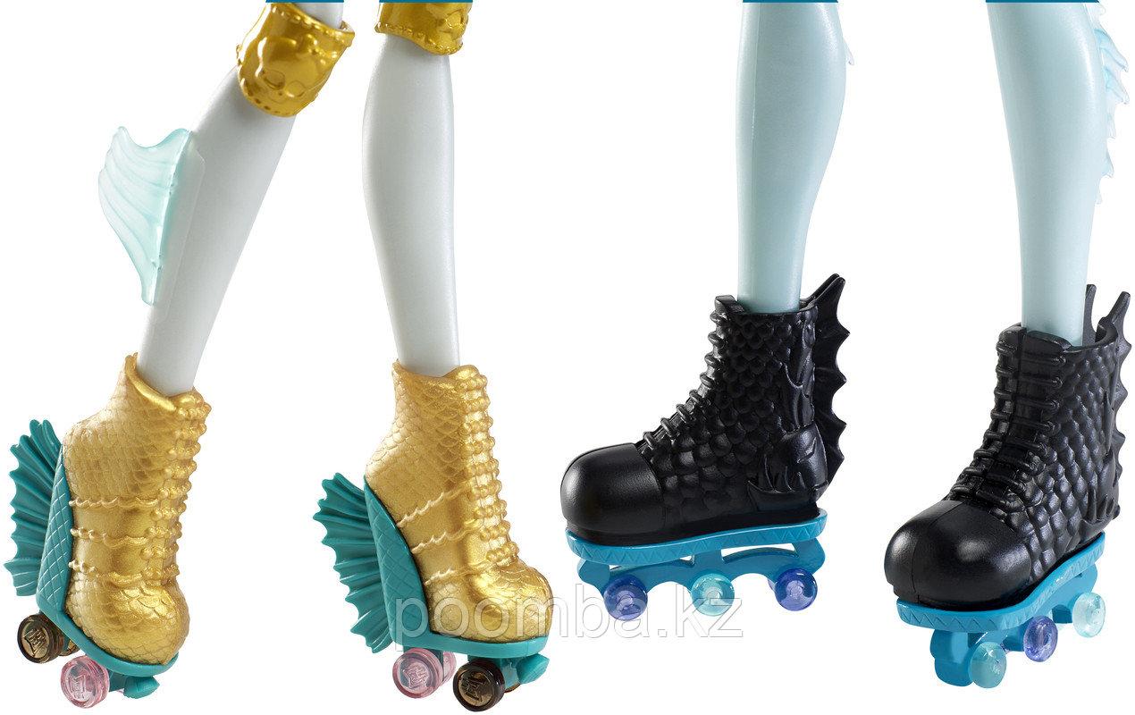 """Monster High """"Любовь на Колесах"""" Гил и Лагуна - фото 3"""