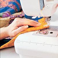 Услуги пошива и ремонта текстильных изделий