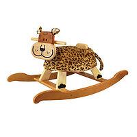 Детская качалка «Леопард»