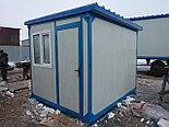 Здание мобильное контейнерного типа 3,0*2,5*2,6 м, фото 2
