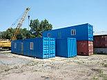 Столовая (модульное здание) из 3-ти контейнеров!, фото 2