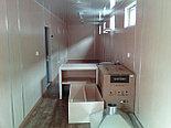 Мобильное здание контейнерного типа 12,0*2,4*2,9 м, фото 5