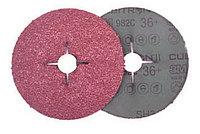 Комплект Фибровых дисков 100штук - 3М Cubitron II 982C 125x22мм для черных металов