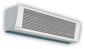 Воздушно тепловая завеса Ballu: BHC-M20-T12  (электрическая), фото 3