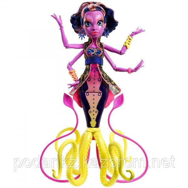 Куклы монстер хай Кала Мерри, Monster High Great Scarrier Reef Kala Mer'ri - фото 1