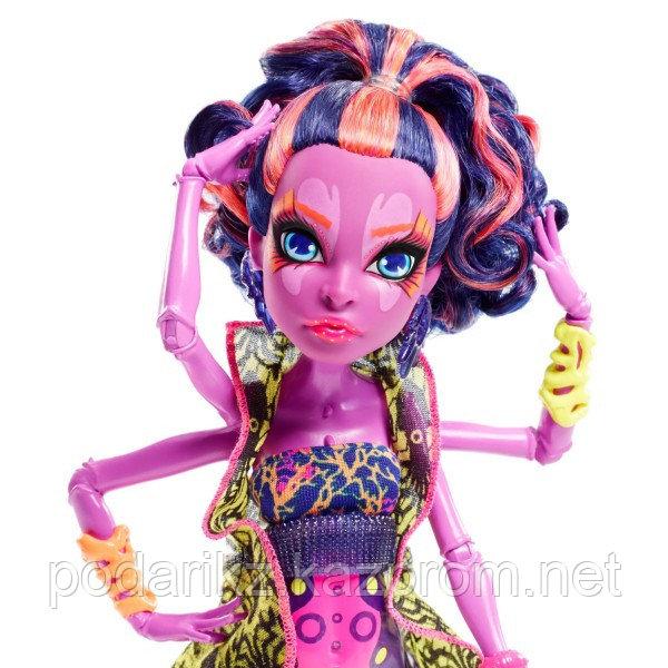 Куклы монстер хай Кала Мерри, Monster High Great Scarrier Reef Kala Mer'ri - фото 4