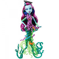 Куклы монстер хай Поси Риф, Monster High Great Scarrier Reef Posea Reef