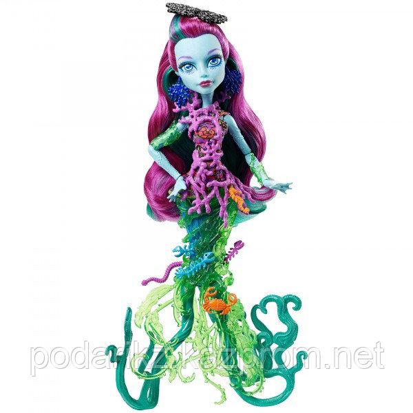Куклы монстер хай Поси Риф, Monster High Great Scarrier Reef Posea Reef - фото 1