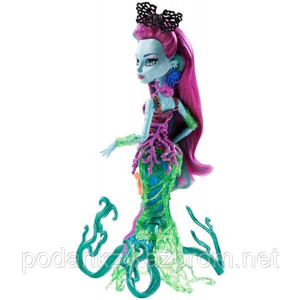 Куклы монстер хай Поси Риф, Monster High Great Scarrier Reef Posea Reef - фото 5