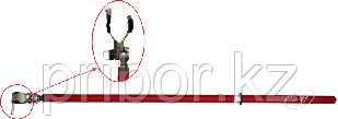 ШОУ -10 Штанга изолирующая оперативная с универсальной головкой.