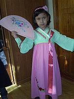 Детский народный корейский костюм