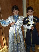 Детский национальный грузинский костюм