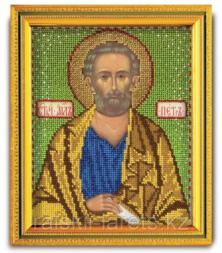"""Набор для вышивания иконы ювелирным бисером """"Святой Апостол Петр"""" В-332"""