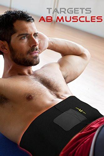 Термо пояс для похудения Hbt Gear( размер универсальный)