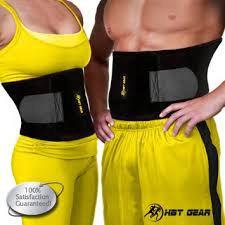 Термо пояс для похудения Hbt Gear( размер универсальный), фото 2