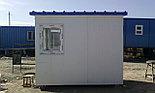 Пост охраны, охранная будка 3,0*1,5*2,6 м Алматы, фото 3