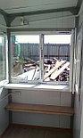Пост охраны, охранная будка 3,0*1,5*2,6 м Алматы, фото 5