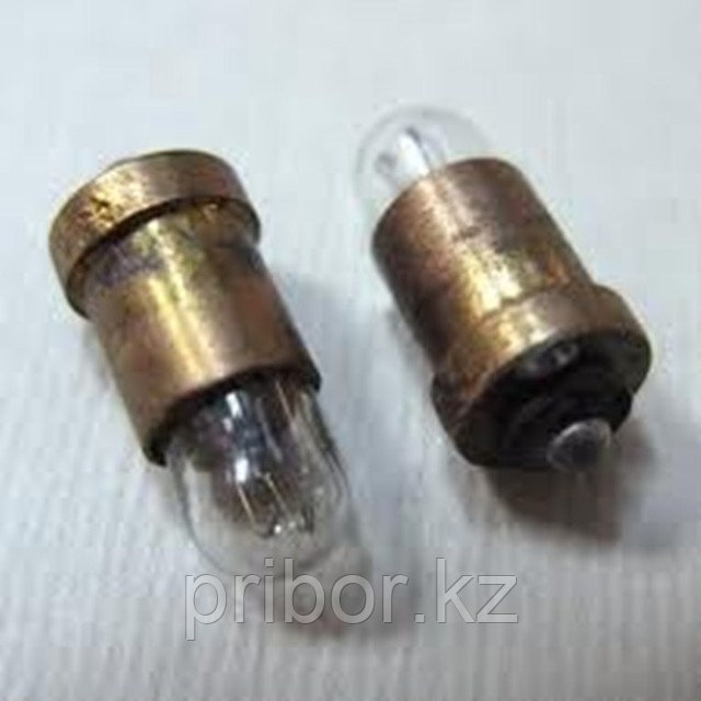 Лампа МН(СМ)28-1,5 Миниатюрная лампа накаливания