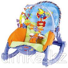 """Шезлонг - кресло - качалка """"Deluxe 2в1"""" Fisher-Price"""