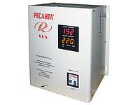 Стабилизатор напряжения электронный (релейный) 8 кВт - Ресанта ACH-8000Н/1-Ц - настенный
