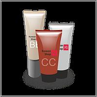 BB/CC/VB крема