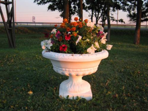 Купить вазон садовый из бетона техносфера бетон