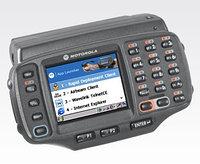 Носимый терминал Сбора данных Motorola WT4000 и Сканер-кольцо RS409