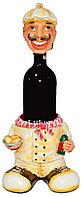 Подставка для бутылки Повар кондитер, держатель для бутылок