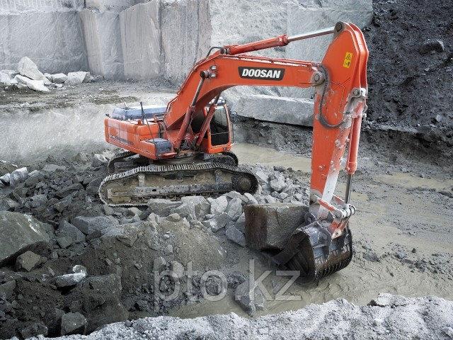 Гусеничный экскаватор Doosan DX 480 LC