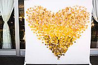 Свадебный 3 d баннер в алматы., фото 1
