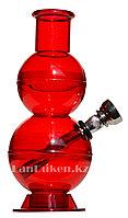 Бонг акриловый (красный) 330180
