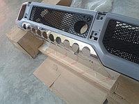 Нижняя защита бампера хром для Mercedes Benz G63, фото 1