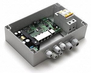 Коммутатор TFortis PSW-1-45  WiFi, фото 2