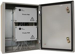 Коммутатор TFortis PSW-2G8F-Kit