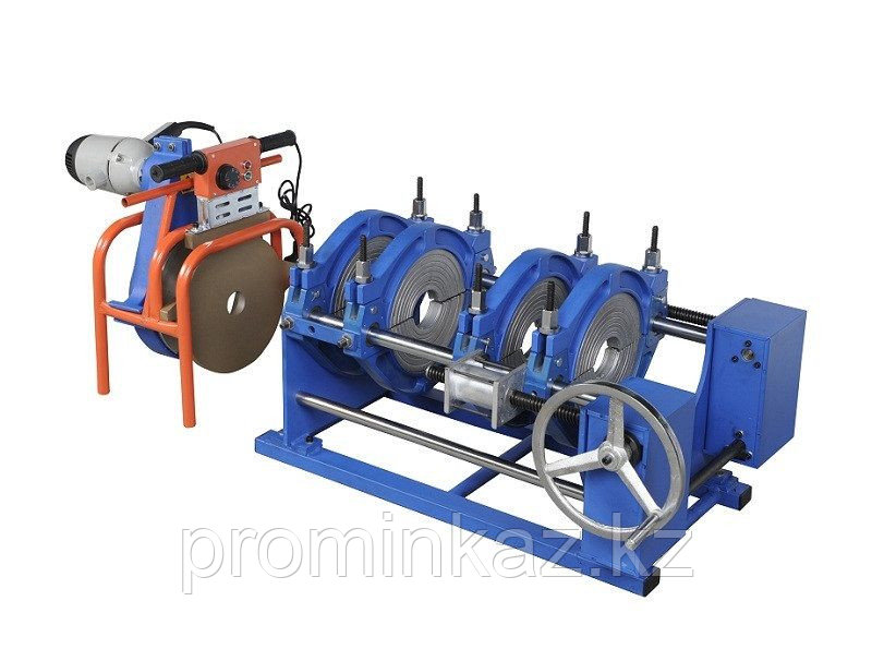 Утюг для пластиковых труб 90-250мм,(механический)
