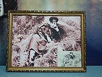 Реставрация фотографий (печать на холсте)