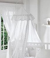 Балдахин для детской кроватки Funnababy Lovely Bear white, 3 пр.
