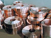 Лента стальная материал медь М1М М1Т