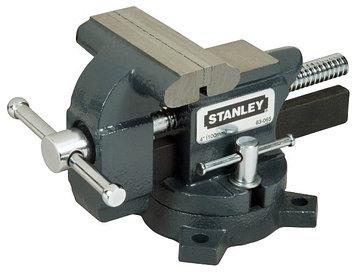 """Тиски Stanley """"MAXSTEEL""""  115мм/6кг"""