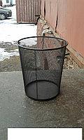 Корзина для мусора металлическая 12л