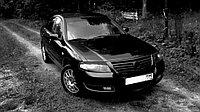 Реснички на фары на Nissan Almera Classik\Ниссан Альмера Классик 2006-2012