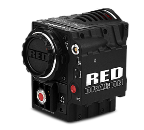 EPIC-M RED DRAGON W/ SIDE SSD AND LENS MOUNT, фото 2