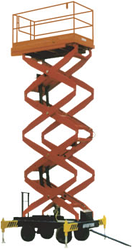 Мачтовый подъемник LM WPSM-015-050 Lema