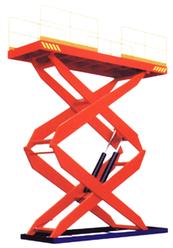 Подъемный стол LM HCL-1.0-1.0 Lema
