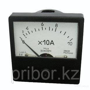 Э8030 Щитовой амперметр переменного тока 100А